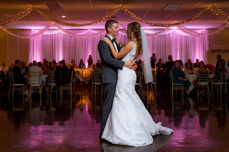 Cleveland Wedding Photographers at St. Demetrios Cultural Hall