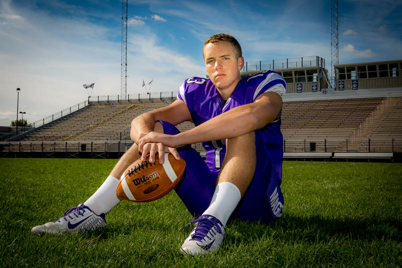 Barberton High School Senior Portraits-Akron Ohio Senior Pictures , Best Akron Ohio Senior Photographers, Football Senior Pictures by Carroll Photo & Video Senior Portraits